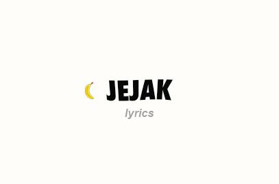 Jejak Lyrics